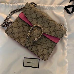 Gucci dionysus supreme mini shoulder bag